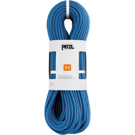 Petzl Contact Rope 9,8mm x 60m, CONTACT ROPE 9.8mm BLUE 60 M